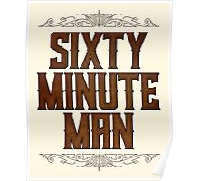 Sixty Minute Man Poster