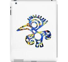 Aztec Bird iPad Case/Skin
