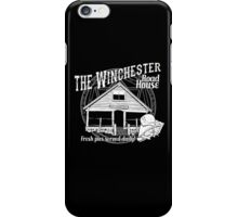 The Winchester Road House iPhone Case/Skin