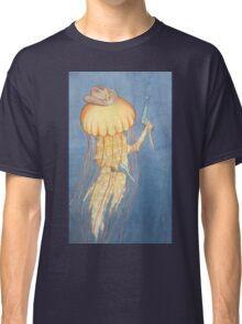 The Jellyfish Stinger Gunslinger Classic T-Shirt