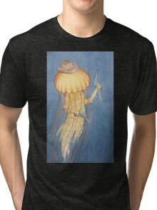 The Jellyfish Stinger Gunslinger Tri-blend T-Shirt