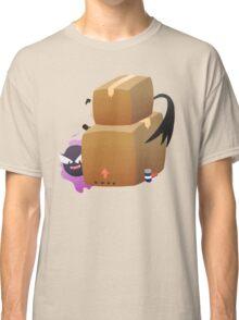 Abandoned Thrifty Megamart - Pokemon SUN and MOON Design Classic T-Shirt