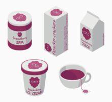 Fazackerberry Foods Combo by Fazackerberry