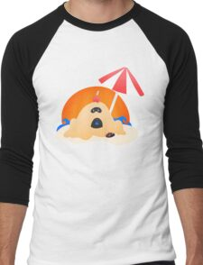 Hano Beach - Pokemon SUN and MOON Shirt Design Men's Baseball ¾ T-Shirt