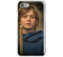 A Boy and His Bow iPhone Case/Skin
