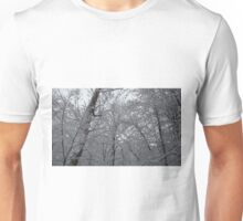 Snow and Trees Unisex T-Shirt