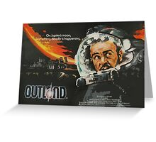 Outland Greeting Card