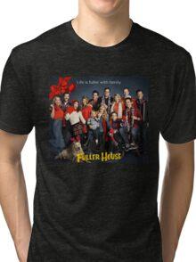 Fuller House Season 2 netflix Tri-blend T-Shirt
