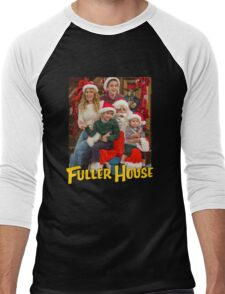 Fuller House Season 2 netflix Men's Baseball ¾ T-Shirt