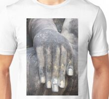 Hand of buddha Unisex T-Shirt
