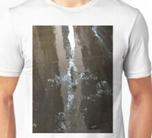 Gleaming Park Avenue with Holiday Rain Unisex T-Shirt