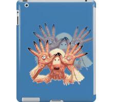 I can see you! iPad Case/Skin