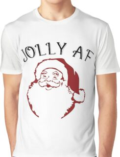 Jolly AF Graphic T-Shirt