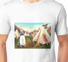 Ma Parker And The Children Unisex T-Shirt