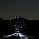 """Haunted Barn"" by Penny Kittel"