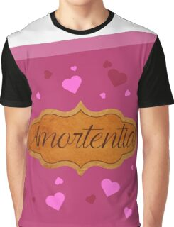Amortentia - Harry Potter Graphic T-Shirt