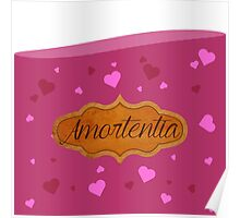 Amortentia - Harry Potter Poster
