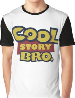 Cool story Bro toy Story Graphic T-Shirt