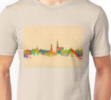 Skyline of Antwerp in Belgium Unisex T-Shirt
