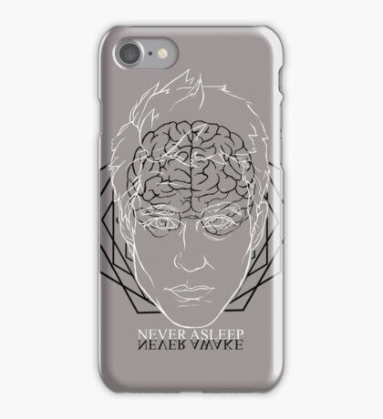 When You Have Insomnia iPhone Case/Skin