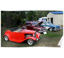 Conway Beach Classic Car Show 2016 Poster