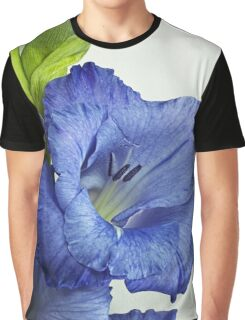 Gladiolus Graphic T-Shirt
