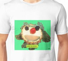 FOOD FACE (WEAR THE CROWN) Unisex T-Shirt