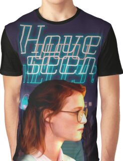 Black Mirror - San Junipero - Have you seen Kelly? Graphic T-Shirt
