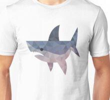 mosaic shark Unisex T-Shirt