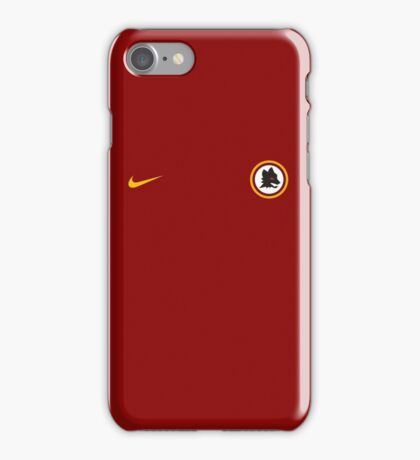 AS Roma Old Logo iPhone Case/Skin