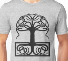 The World Tree, Yggdrasil Unisex T-Shirt