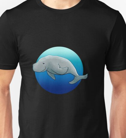 Dugong Unisex T-Shirt