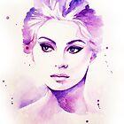 Sophia Loren by NeverBird