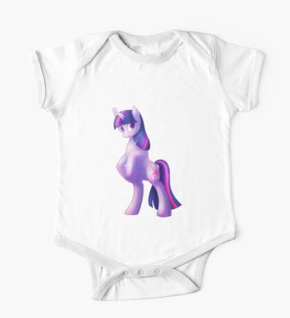 Twilight Sparkle One Piece - Short Sleeve