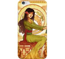 Warrior Part II iPhone Case/Skin
