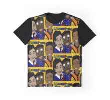 It's A Different World Graphic T-Shirt