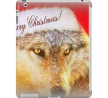 FOR THE LOVE OF WOLVES iPad Case/Skin