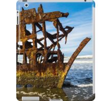 Peter Iredale Shipwreck - Oregon Coast iPad Case/Skin