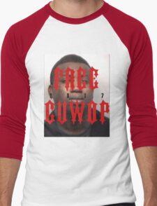 FREE GUWOP Men's Baseball ¾ T-Shirt