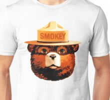 Smokey The Bear Unisex T-Shirt