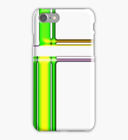 Tube Colors #6.1 No Background iPhone Case/Skin