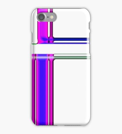 Tube Colors #6.12 No Background iPhone Case/Skin