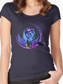 Raver Luna Women's Fitted Scoop T-Shirt