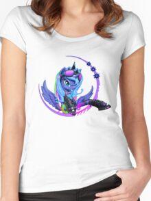 Raver Luna Women's Fitted Scoop T-Shirt