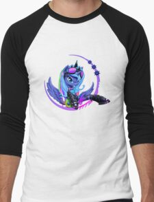 Raver Luna Men's Baseball ¾ T-Shirt