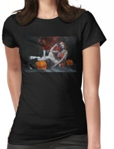 Sally Womens Fitted T-Shirt