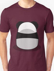 On the back of Panda T-Shirt