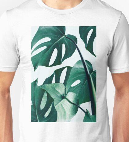 Monstera #redbubble #artprints Unisex T-Shirt