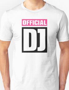 Official DJ T-Shirt
