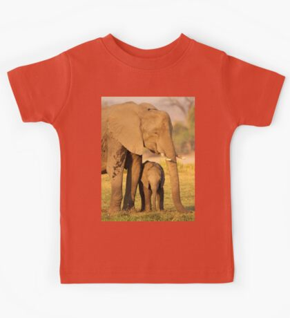 A Mother's Protection Kids Tee